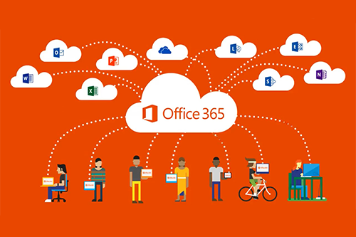 Image of Office 365 Banner