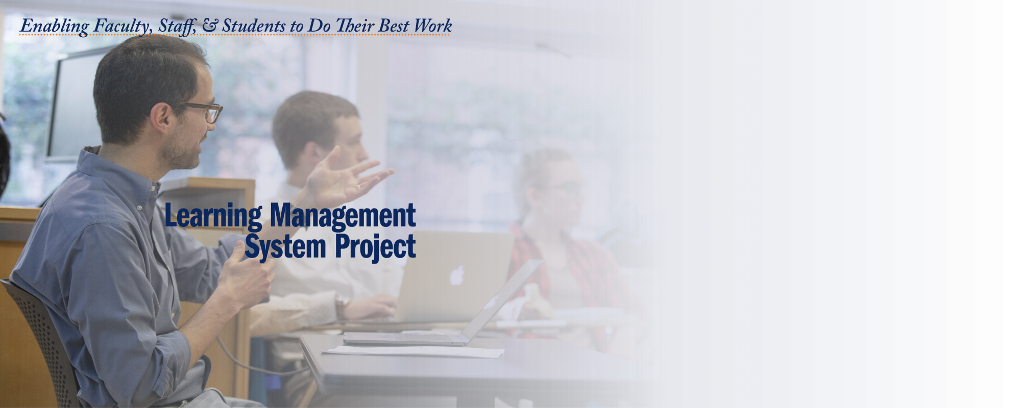 Learning Management System Project